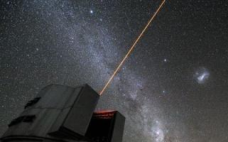 Telescopios muy grandes