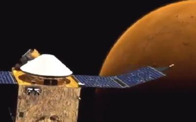 ¿Qué pasó en Marte?