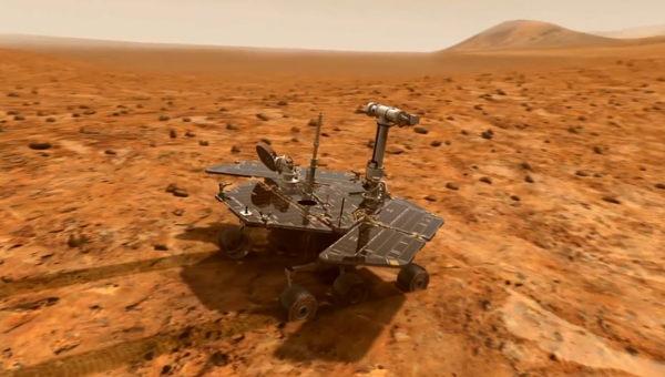 Récord de rover