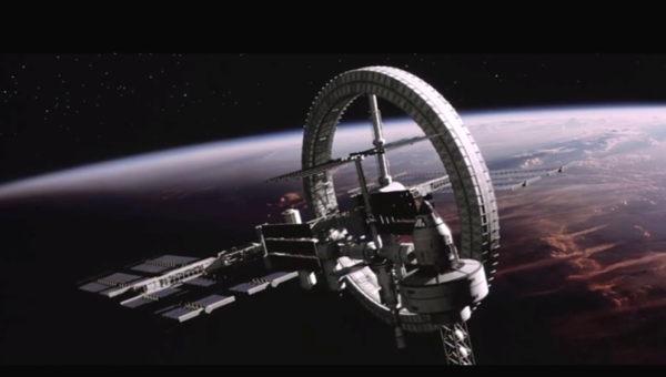 Cine espacial