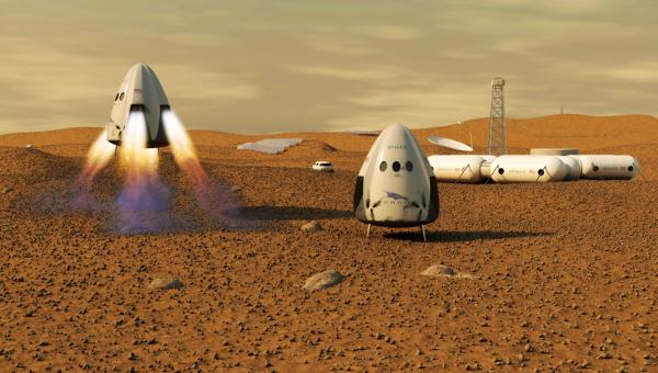 Destino Marte