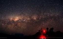 El cielo de Namibia