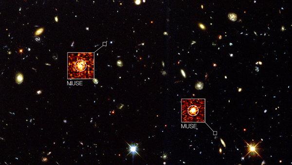 El Universo profundo