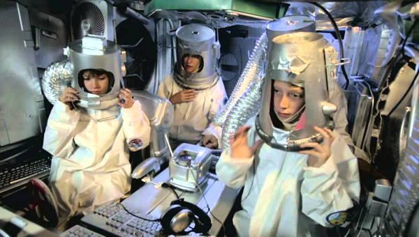 De casa al espacio