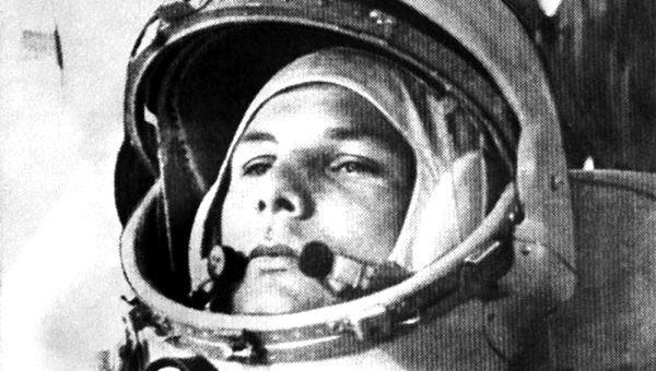 El primero en el espacio