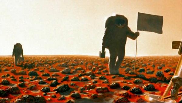 Directo a Marte